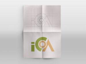 Grafica Logo ICA Studio