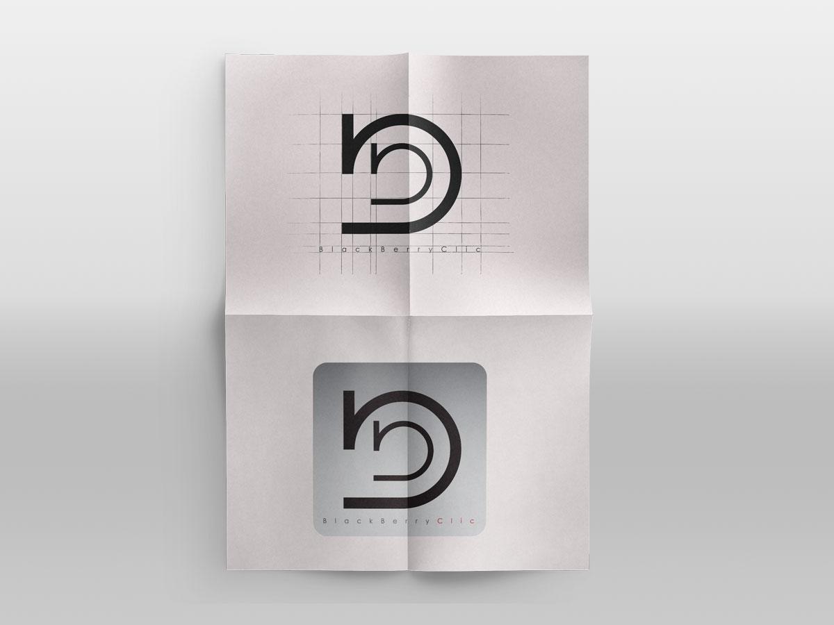 Grafica Logo App BBClic