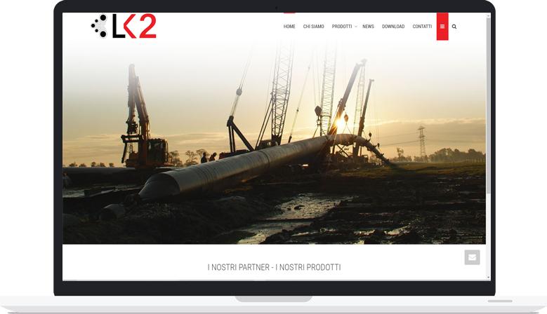 Sito Web Aggiornabile LK2