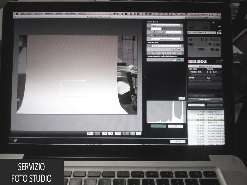 Foto HD Studio Enoteca Castello