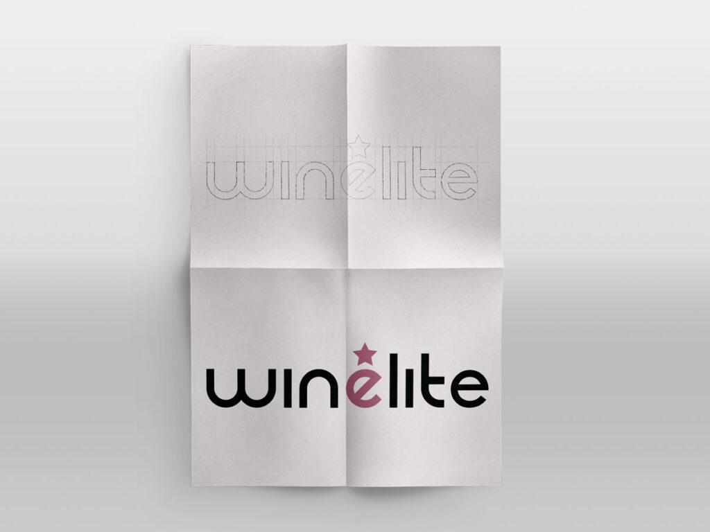 Realizzazione Grafica Logo Winelite