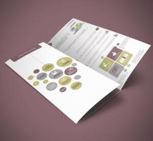 Grafica Brochure e Stampa Vino