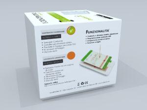 Realizzazione grafica packaging Smartdhome