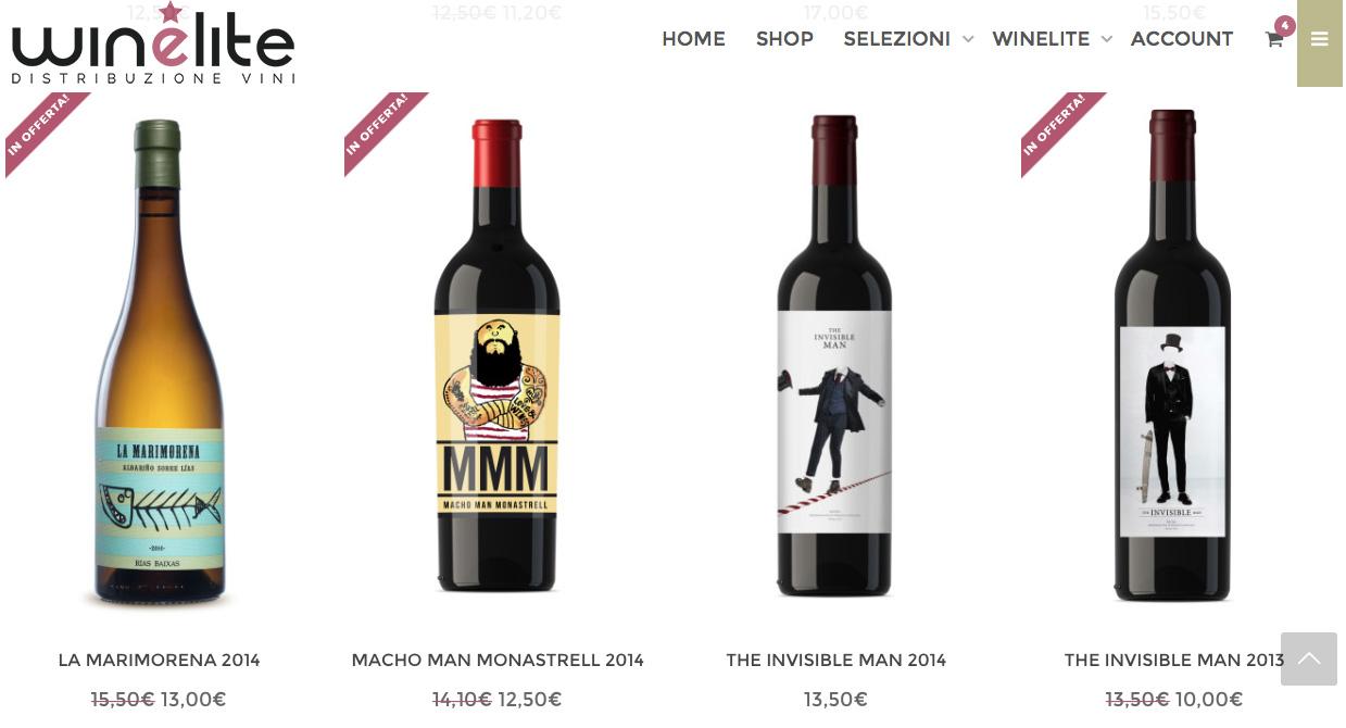 Winelite Distribuzione Vini Spagnoli Casa Rojo