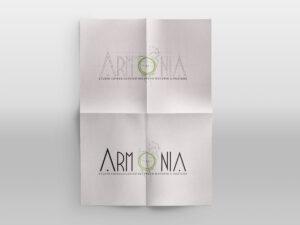 Armonia creazione logo