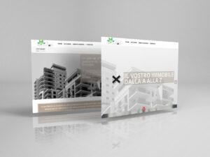 sviluppo sito web next gestione immobili voghera