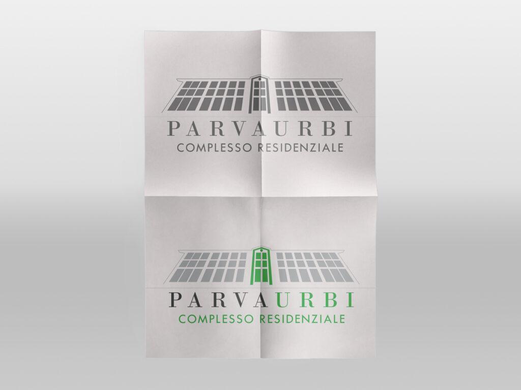 creazione logo parva urbi pavia