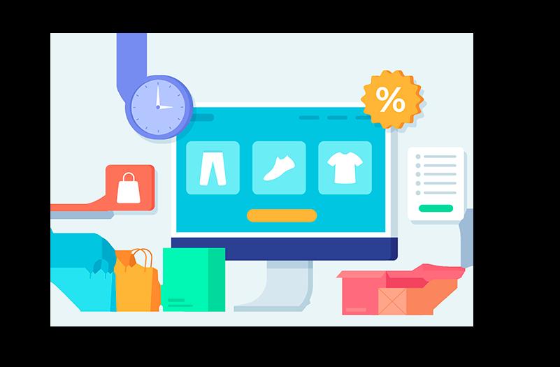 creazione sito web ecommerce professionale webagency